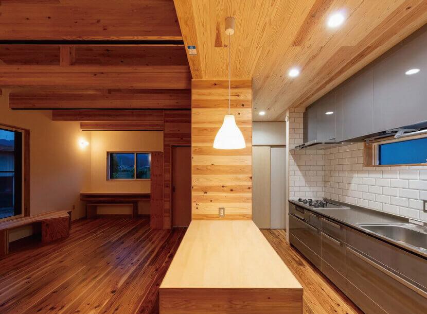 注文住宅(三重県度会町の家)
